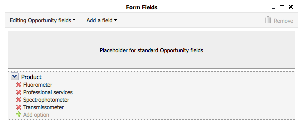 Customizing Forms And Fields