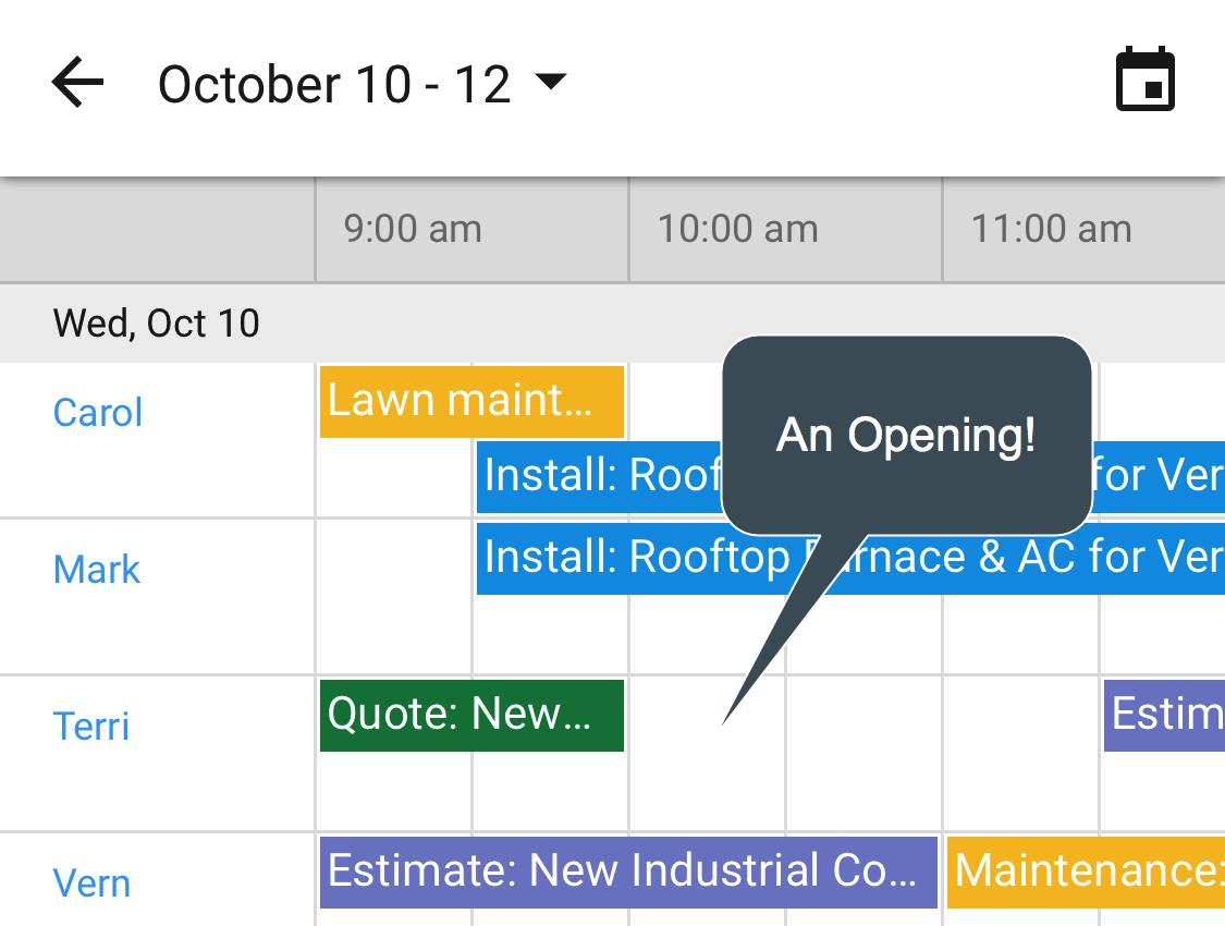Calendar find-a-time